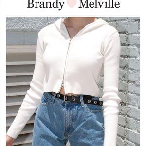 brandy melville arden hoodie